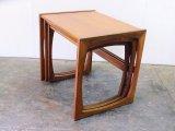 UK G-PLAN NEST TABLE  TA0185