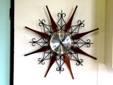 USA Wall clock OH0051