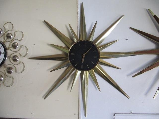 画像1: USA WALL CLOCK  OH0040