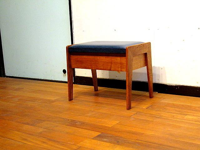 画像1: DK Sewing box OH0085