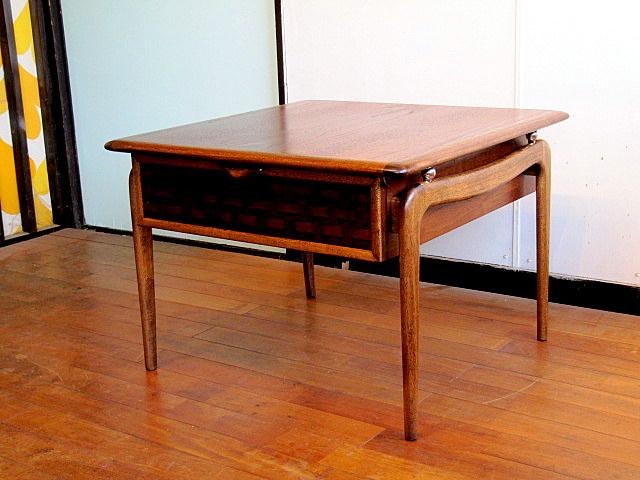 画像1: USA Side table TA0425