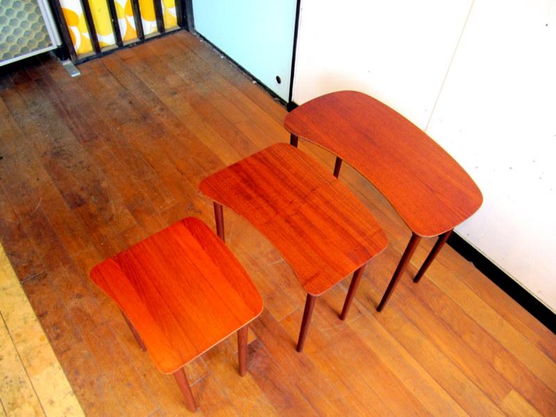 画像1: DK Nest table TA0436