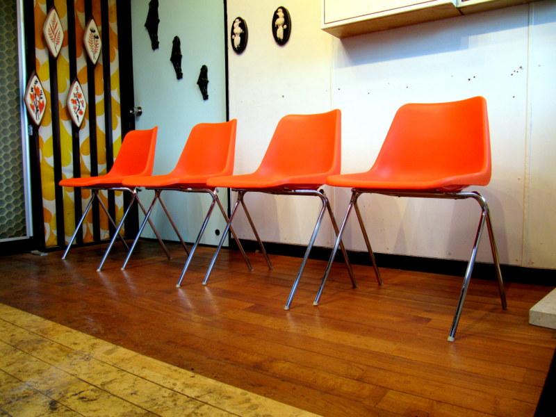 画像1: DK Robin Day Chair SE0402