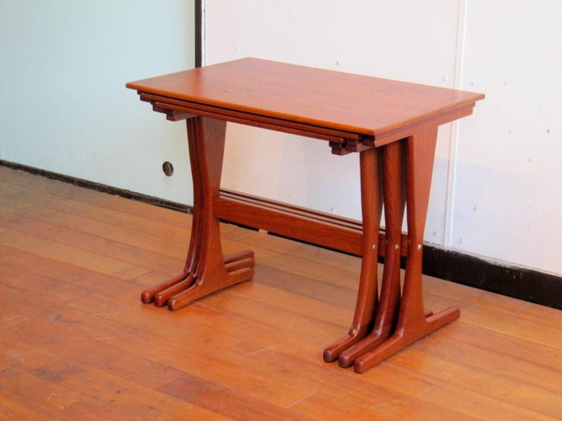 画像1: DK Nest table TA0444