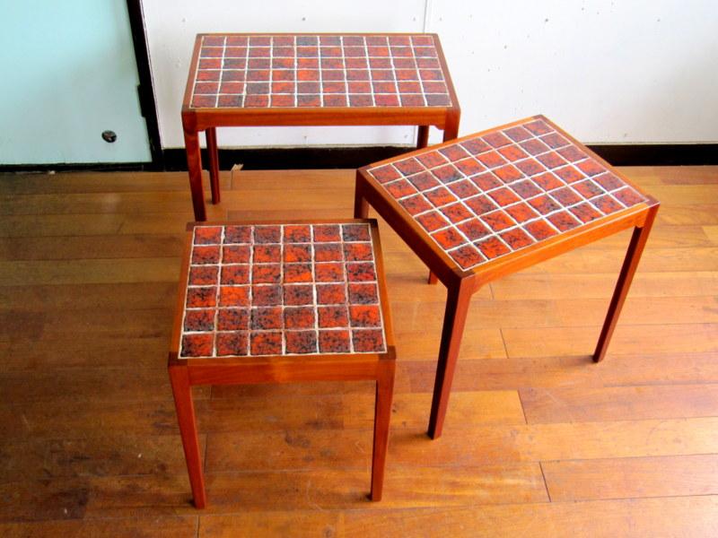 画像1: DK Nest table TA0447