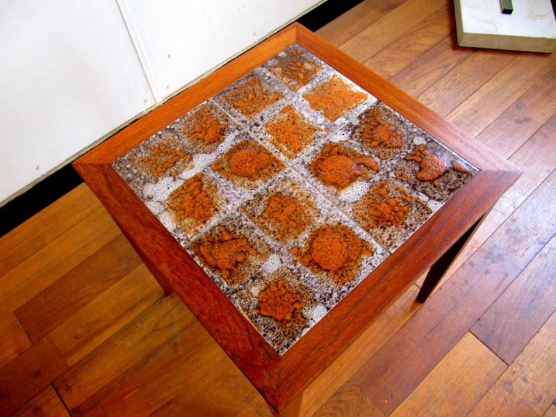 画像1: DK Side table TA0450