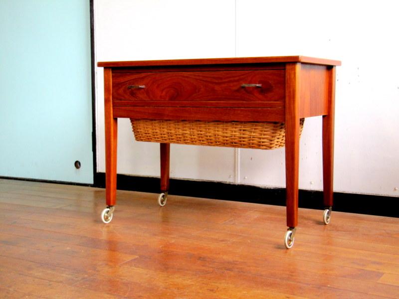 画像1: DK Sewing box OH0102