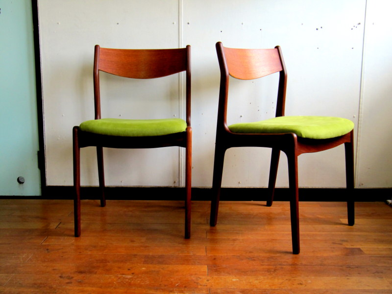 画像1: DK Dining chair set SE0430