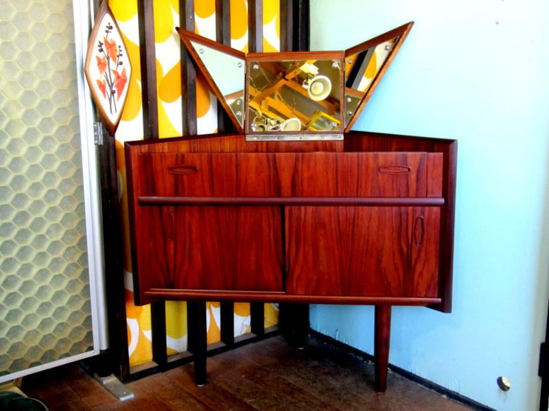 画像1: DK Corner cabinet FF0910