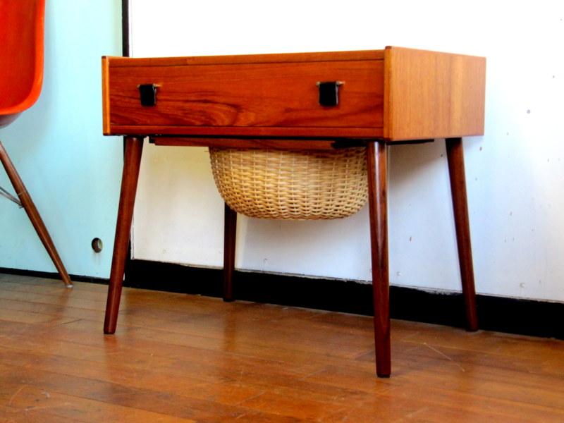 画像1: DK Sewing box OH0110