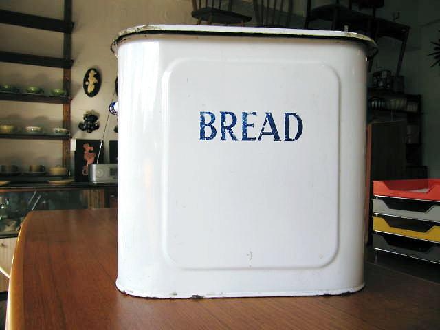 画像1: Bread Box  KI0003