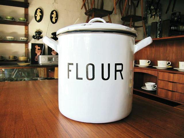 画像1: Flour Box  KI0005