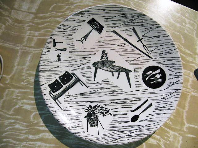 画像1: Plate  KI0010