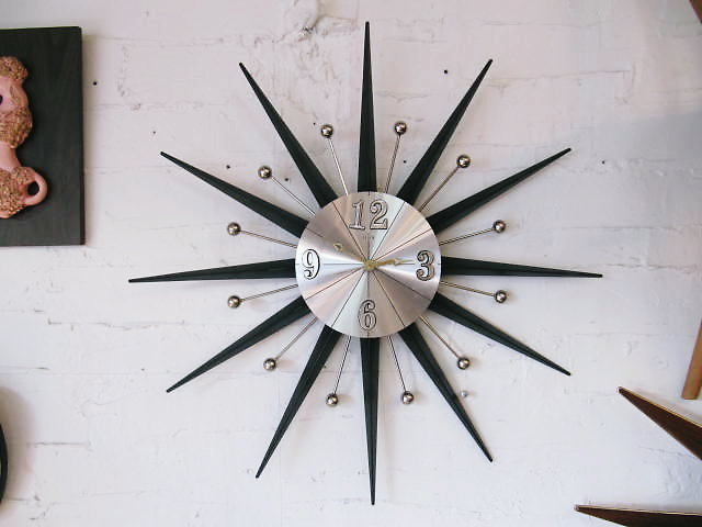 画像1: Wall Clock  OH0019