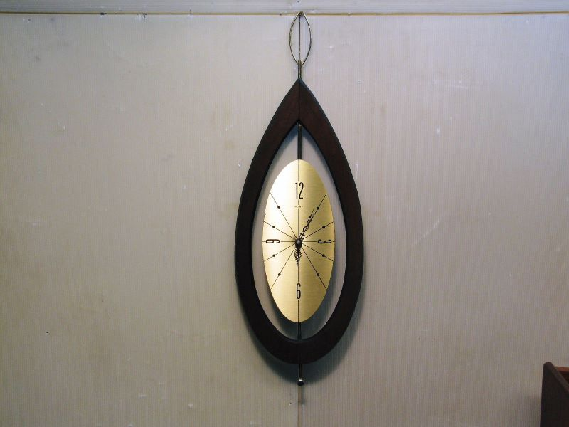 画像1: USA  WALL CLOCK  OH0032