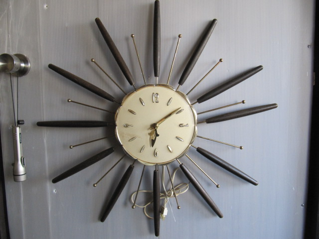 画像1: USA WALL CLOCK  OH0043
