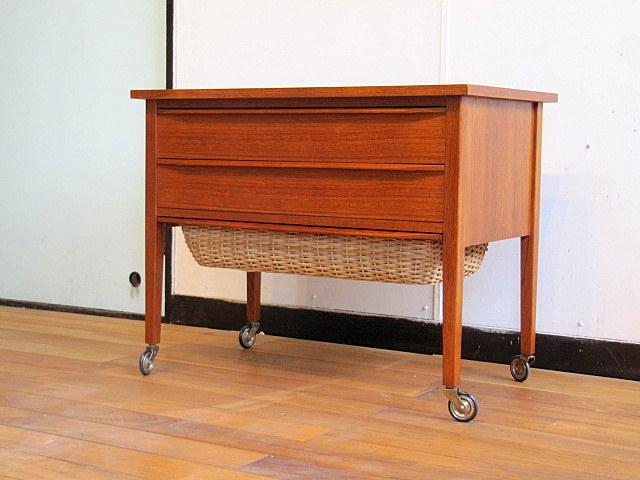 画像1: DK Sewing Table OH0084