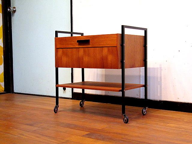 画像1: DK Sewing box OH0086