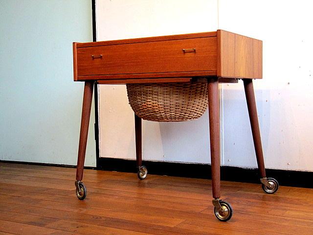 画像1: DK Sewing box OH0087