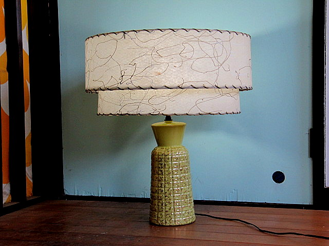 画像1: UK Table lamp LA0166