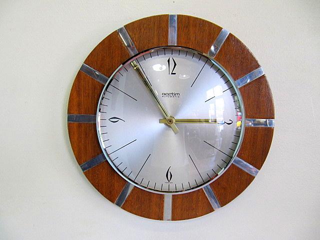 画像1: UK WALL CLOCK OH0049