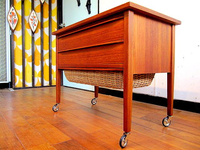 画像1: DK Sewing box OH0094