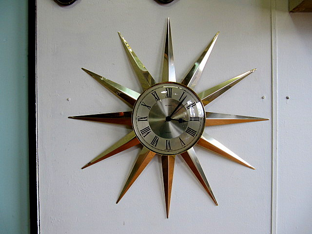 画像1: UK Wall clock OH0050