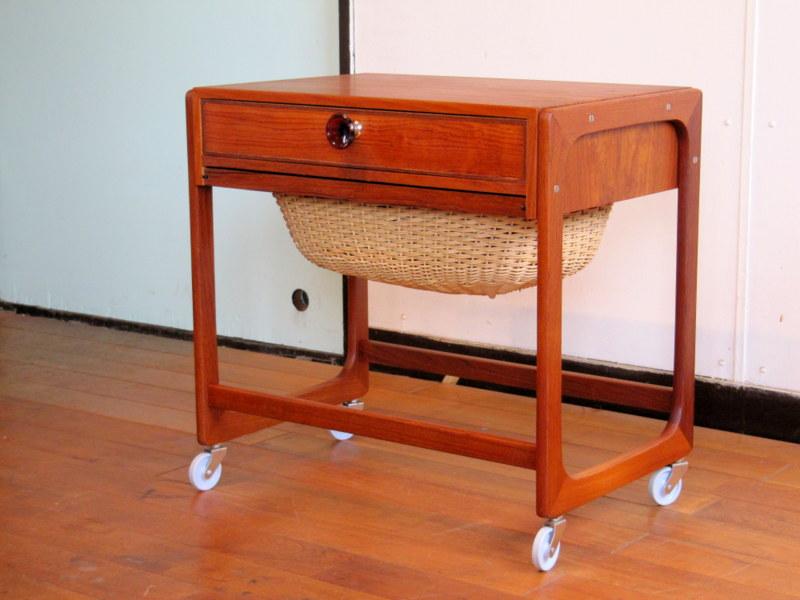 画像1: DK Sewing box OH0098