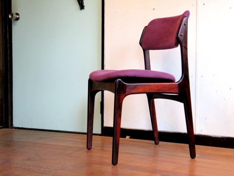 画像1: DK Erik Buch Dining Chair SE410