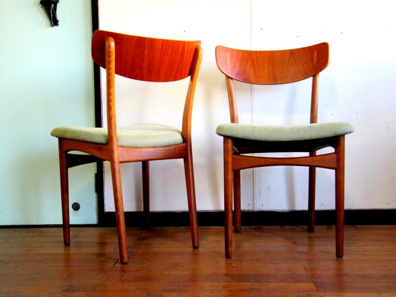画像1: DK Dining chair SE0424