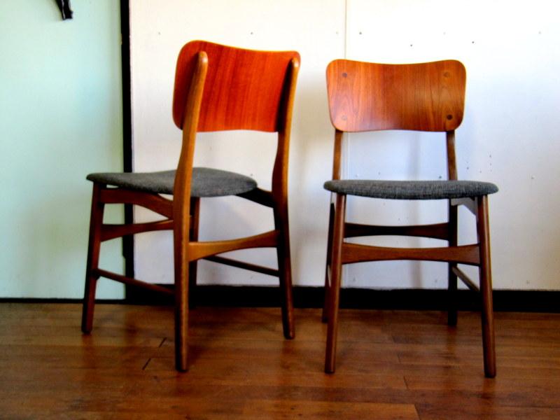 画像1: DK Dining chair SE0423