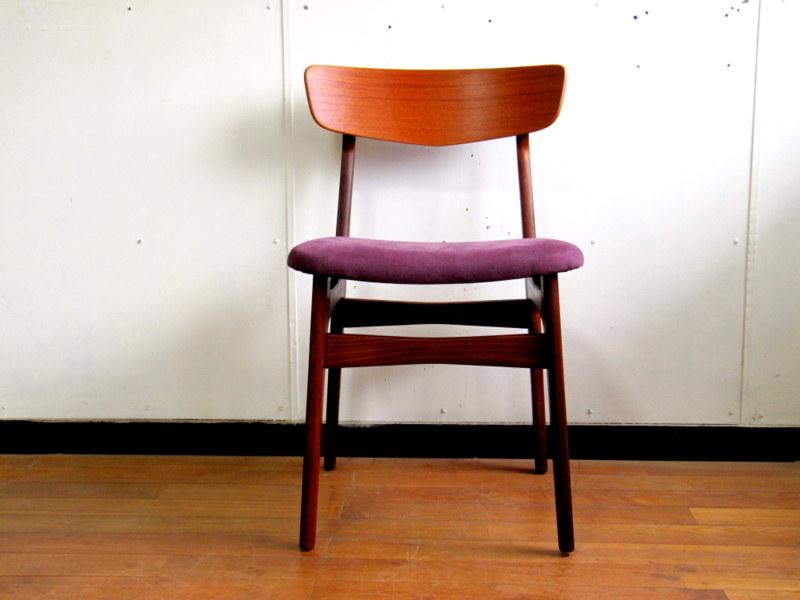 画像1: DK Dining chair SE0428
