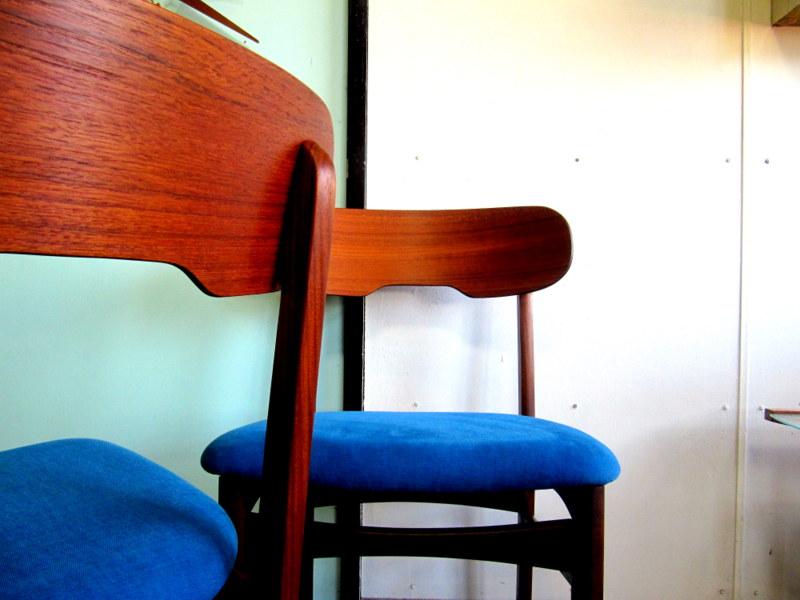 画像1: DK Dining chair1 SE0434