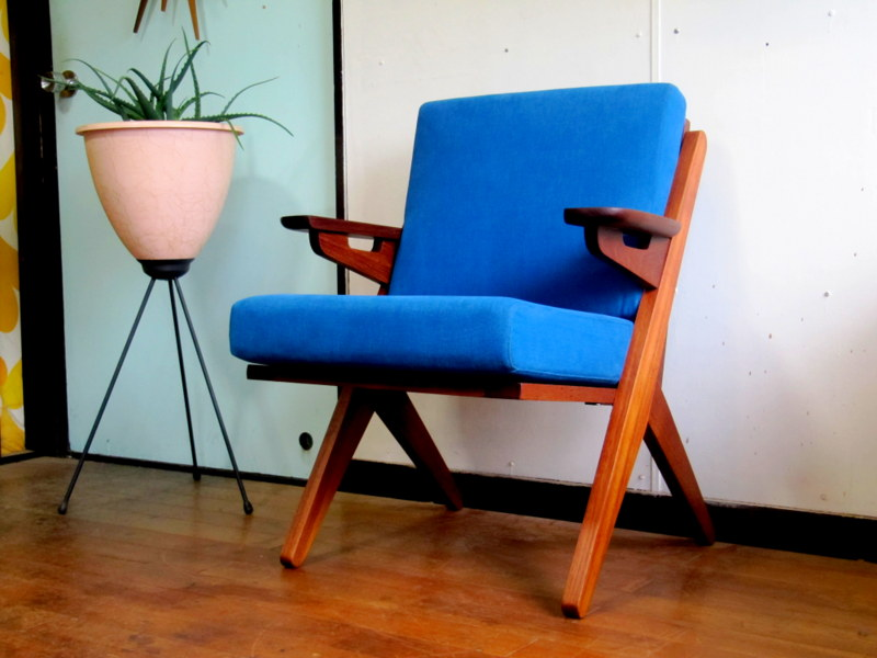 画像1: DK Easy chair SE0438