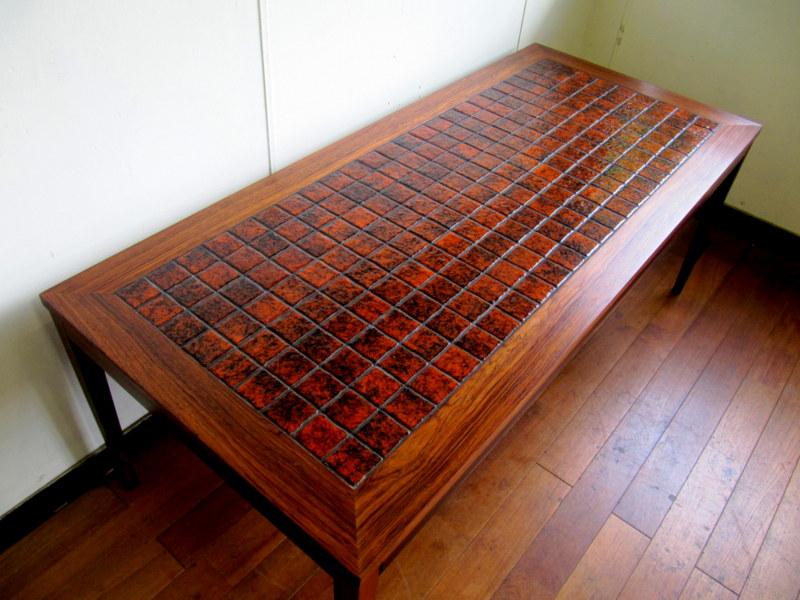 画像1: DK Center table TA0476
