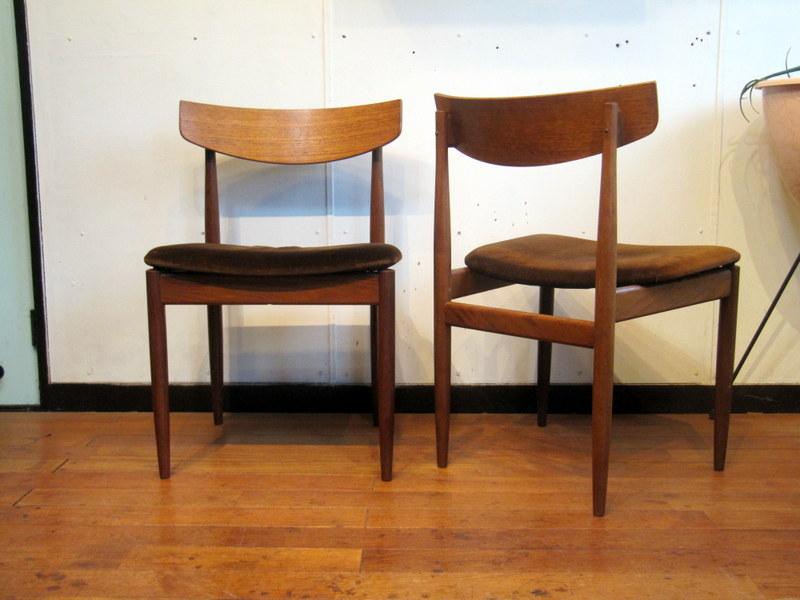 画像1: UK Dining chair SE0456