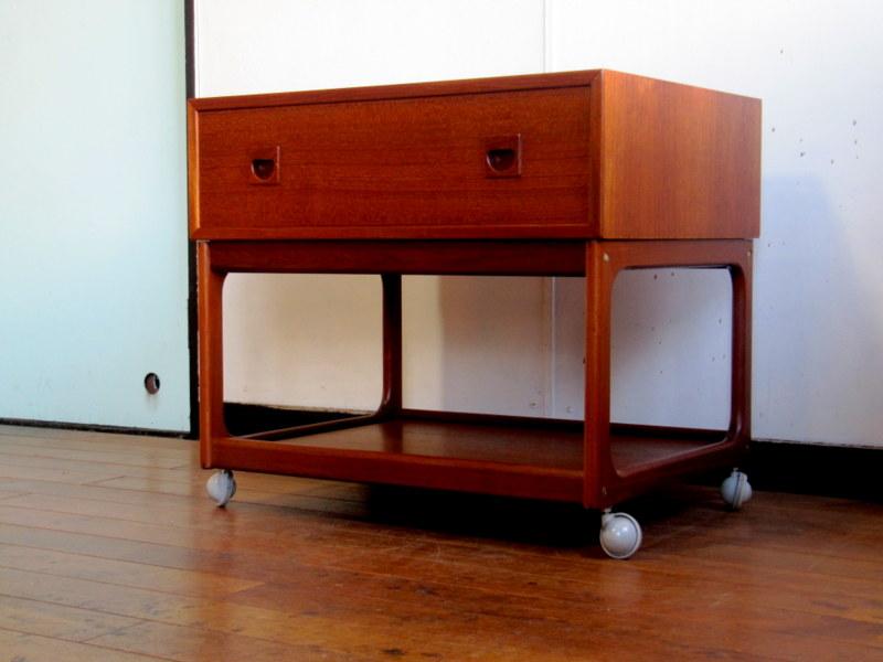 画像1: DK Sewing box OH0112
