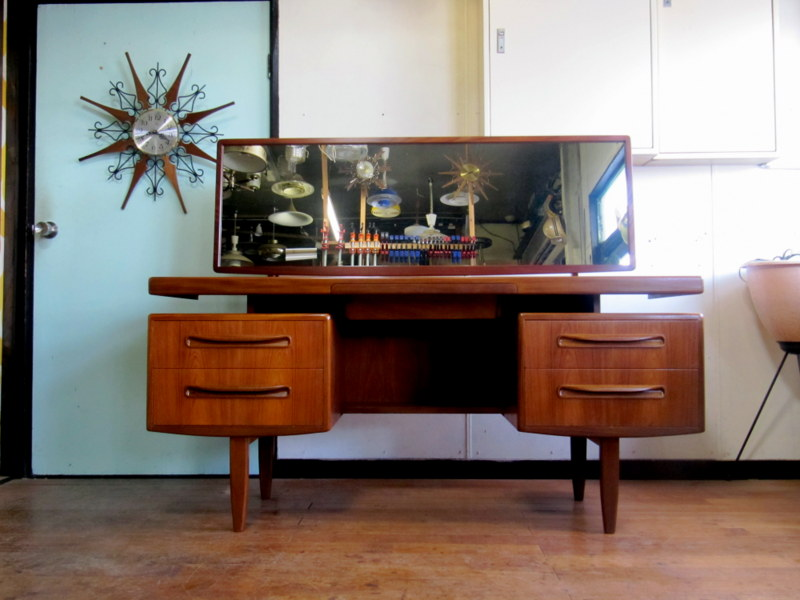 画像1: UK Dressing table TA0000