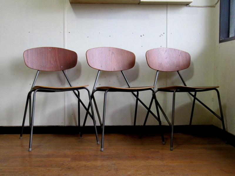 画像1: DK Stacking chair SE0464