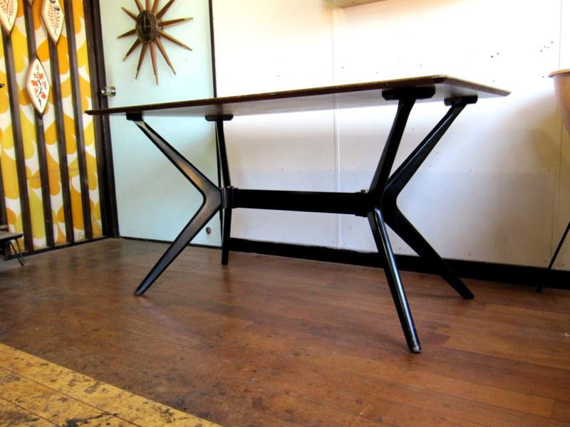 画像1: UK G-PLAN Dining table TA0496