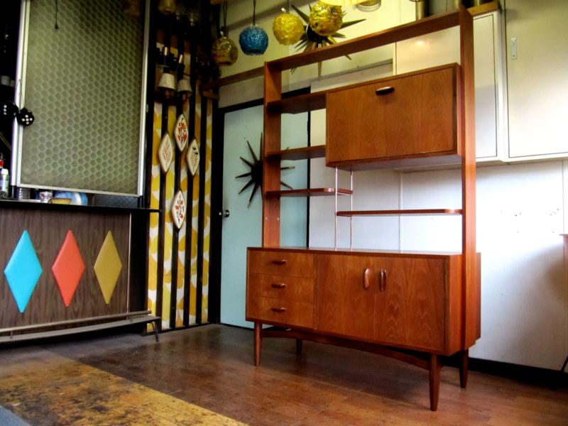 画像1: UK Room divider FF1035