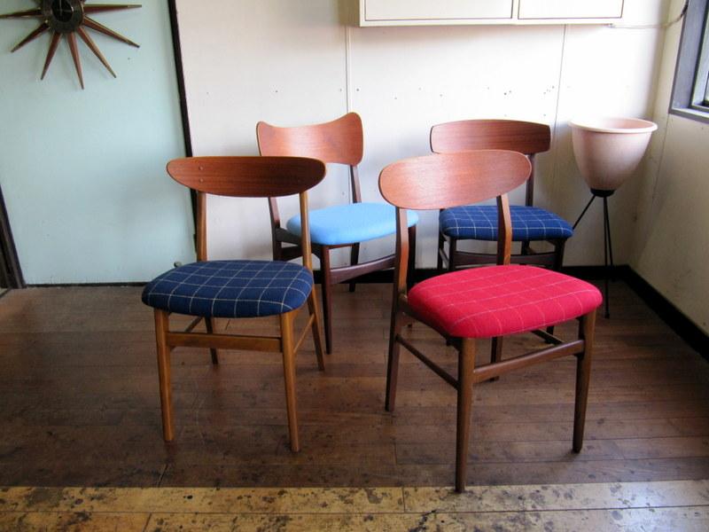 画像1: DK Dining chair SE0468