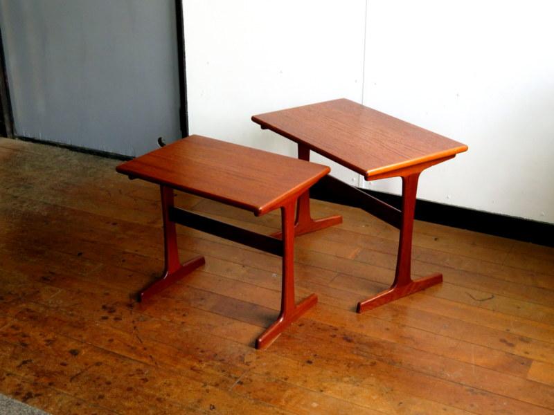 画像1: DK Nest table TA0509