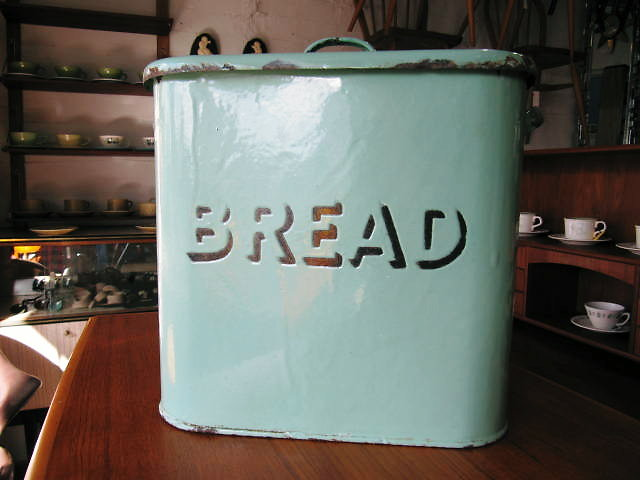 画像1: Bread Box  KI0004