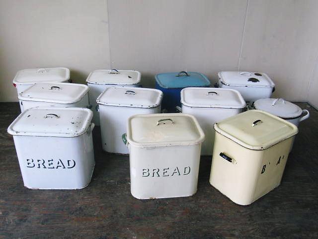画像1: Bread Box  KI0009